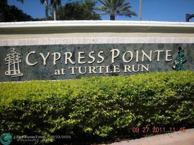 6580 W Sample Rd #6580, Coral Springs, FL 33067 (#F10298054) :: Heather Towe | Keller Williams Jupiter