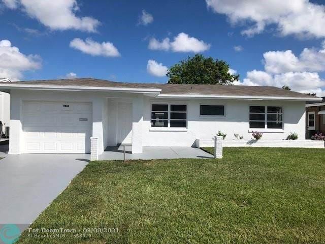 4812 NW 47th Ter, Tamarac, FL 33319 (MLS #F10299858) :: Castelli Real Estate Services