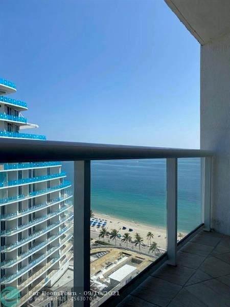 505 N Fort Lauderdale Beach Blvd #1908, Fort Lauderdale, FL 33304 (#F10300228) :: Ryan Jennings Group