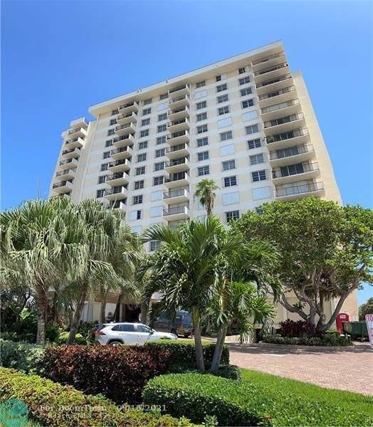 1900 S Ocean Blvd 6N, Pompano Beach, FL 33062 (MLS #F10300699) :: Castelli Real Estate Services