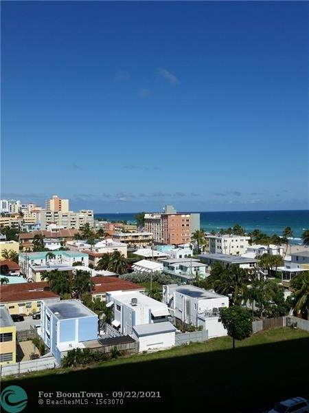 1201 S Ocean Dr 806N, Hollywood, FL 33019 (MLS #F10301153) :: GK Realty Group LLC