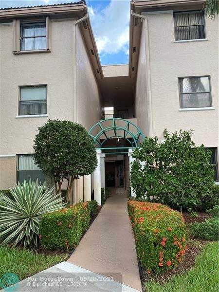 4111 Coral Tree Cir #221, Coconut Creek, FL 33073 (#F10301706) :: Baron Real Estate