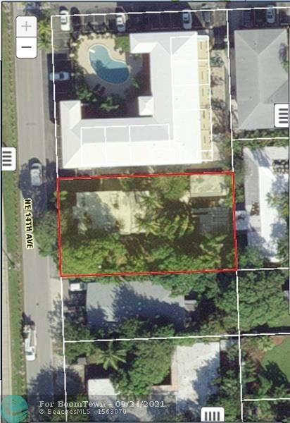 734 NE 14th Ave, Fort Lauderdale, FL 33304 (MLS #F10301927) :: GK Realty Group LLC
