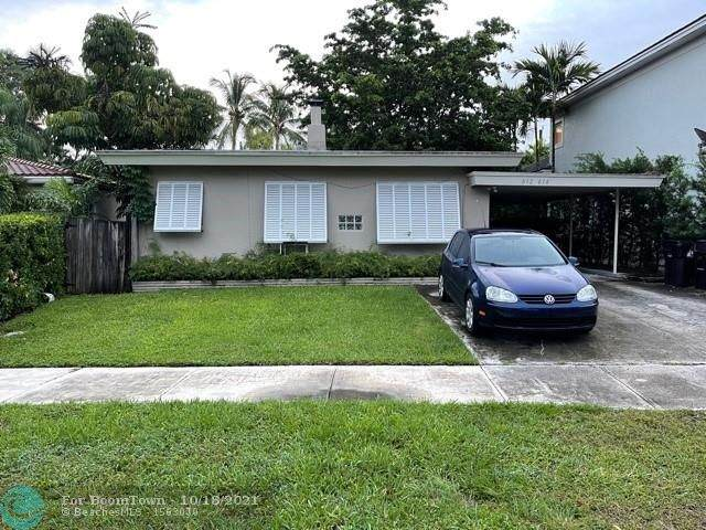 612 NE 17th Way, Fort Lauderdale, FL 33304 (#F10303619) :: Heather Towe | Keller Williams Jupiter