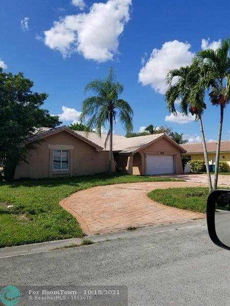 2628 NW 86th Ave, Coral Springs, FL 33065 (MLS #F10303975) :: Castelli Real Estate Services