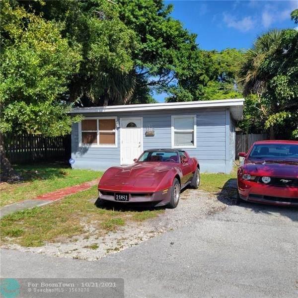 1375 NE 40th Ct, Oakland Park, FL 33334 (MLS #F10304921) :: The Mejia Group | LoKation Real Estate