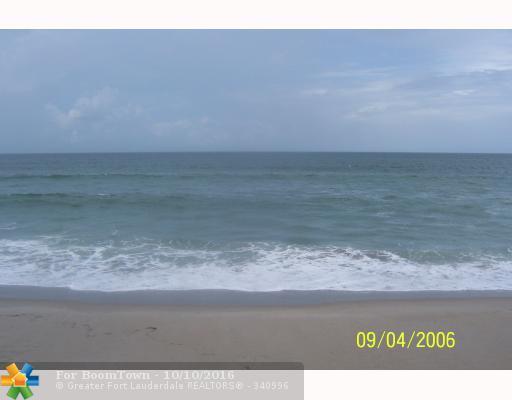 0 S Ocean Drive, Hutchinson Island, FL 34949 (MLS #F955223) :: Green Realty Properties