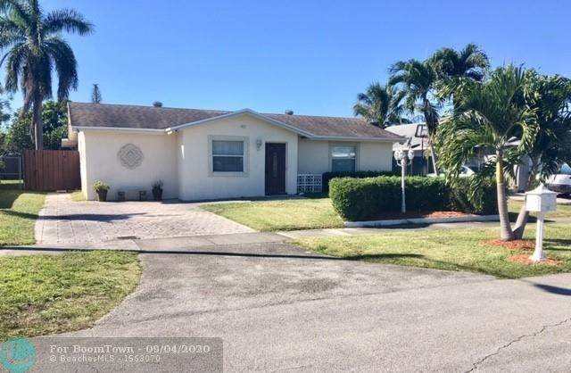 413 SW 73rd Ave, North Lauderdale, FL 33068 (#H10778137) :: The Rizzuto Woodman Team