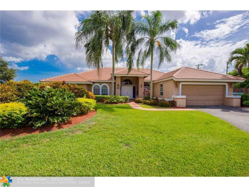 4420 SW 74th Way, Davie, FL 33314 (MLS #F10029224) :: United Realty Group