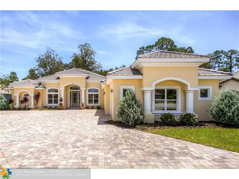 17 Humming Bird Circle, Other City - In The State Of Florida, FL 32110 (MLS #F10038091) :: United Realty Group