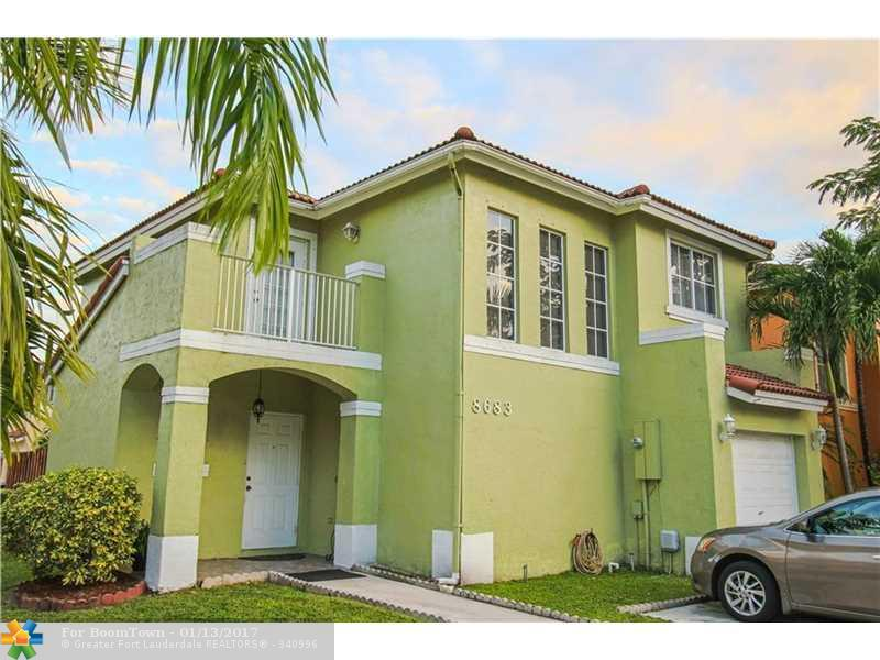 8683 SW 161st Ave, Miami, FL 33193 (MLS #F10038534) :: United Realty Group