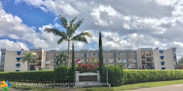 7500 NW 30th Pl #403, Sunrise, FL 33313 (MLS #F10096909) :: Green Realty Properties