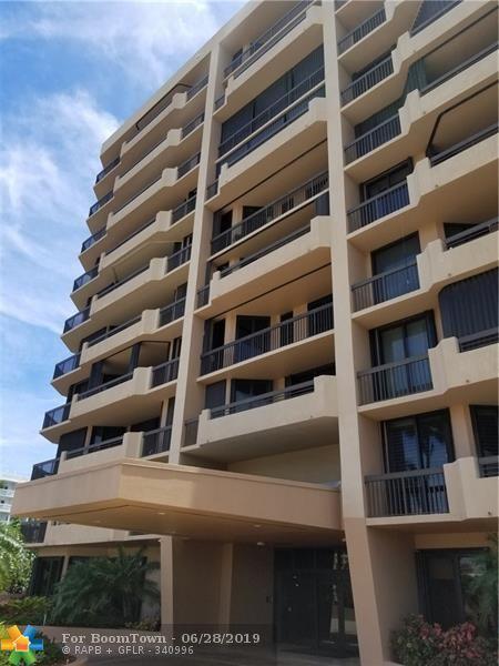 1300 S Ocean Bl Ph-2, Pompano Beach, FL 33062 (MLS #F10100665) :: Berkshire Hathaway HomeServices EWM Realty