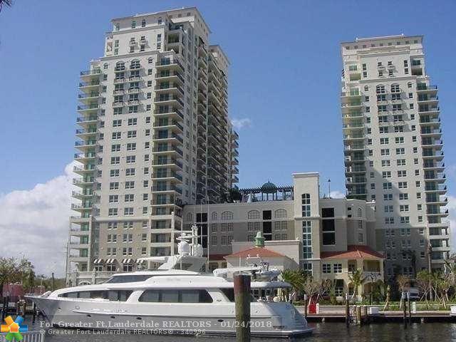 610 W Las Olas Blvd 512N, Fort Lauderdale, FL 33312 (MLS #F10103644) :: Green Realty Properties