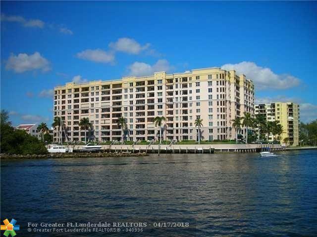 2880 NE 14th Street Cswy #109, Pompano Beach, FL 33062 (MLS #F10106810) :: Green Realty Properties
