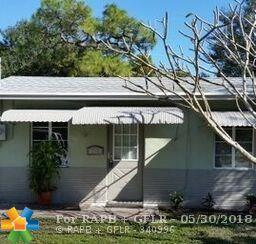 1521 N 58th Ave, Hollywood, FL 33021 (MLS #F10108472) :: Green Realty Properties