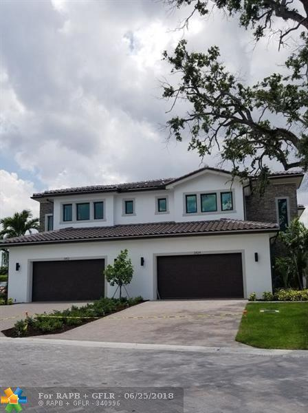 5967 Brookfield Cir, Fort Lauderdale, FL 33312 (MLS #F10113431) :: Green Realty Properties