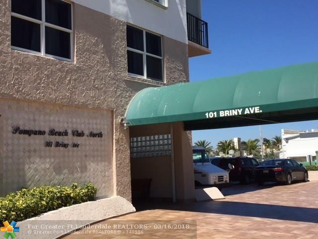 101 Briny Ave #808, Pompano Beach, FL 33062 (MLS #F10113669) :: Green Realty Properties