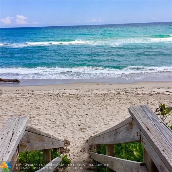 1161 Hillsboro Mile #504, Hillsboro Beach, FL 33062 (MLS #F10113902) :: Green Realty Properties