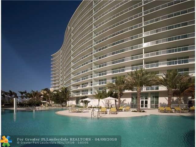 1 N Ocean Blvd #1109, Pompano Beach, FL 33062 (MLS #F10116361) :: Green Realty Properties