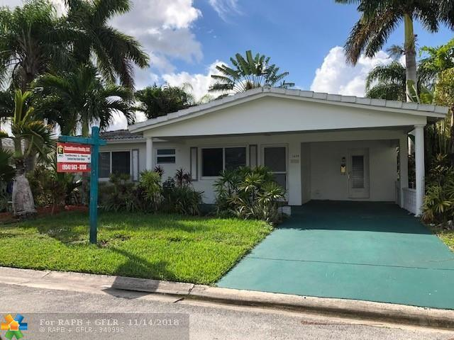 1635 NW 67th Ave, Margate, FL 33063 (MLS #F10117833) :: Green Realty Properties