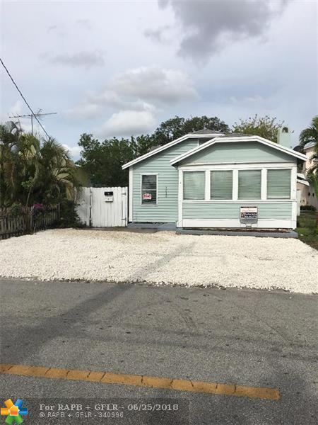 1212 N 22nd Ave, Hollywood, FL 33020 (MLS #F10118017) :: Green Realty Properties