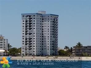 1500 S Ocean Blvd #1507, Pompano Beach, FL 33062 (MLS #F10118587) :: Green Realty Properties