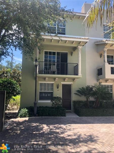 219 N L St #105, Lake Worth, FL 33460 (MLS #F10121679) :: Green Realty Properties