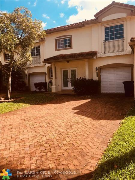 5930 SW 99th Ter #5930, Cooper City, FL 33328 (MLS #F10122368) :: Green Realty Properties