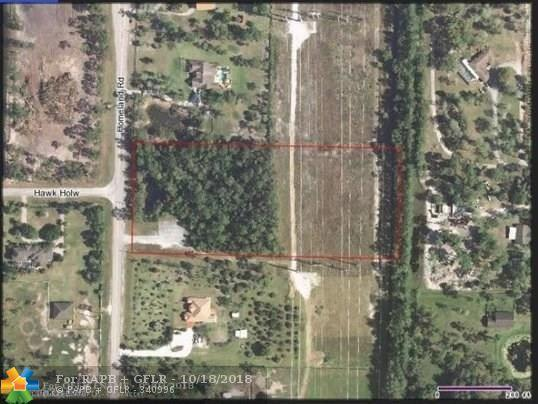 5696 Homeland Rd, Lake Worth, FL 33449 (MLS #F10129092) :: Green Realty Properties