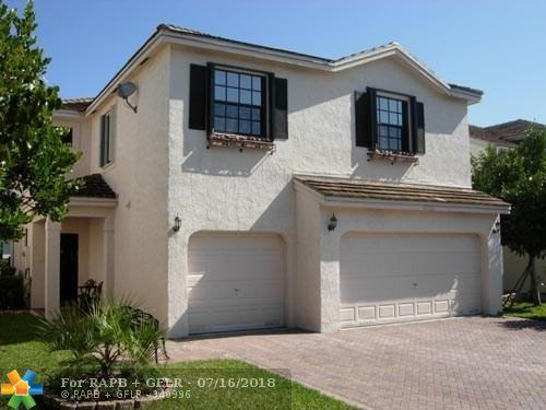 11133 NW 34th Ct, Coral Springs, FL 33065 (MLS #F10131831) :: Green Realty Properties