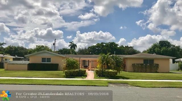 540 SW 60th Ave, Plantation, FL 33317 (MLS #F10133998) :: Green Realty Properties