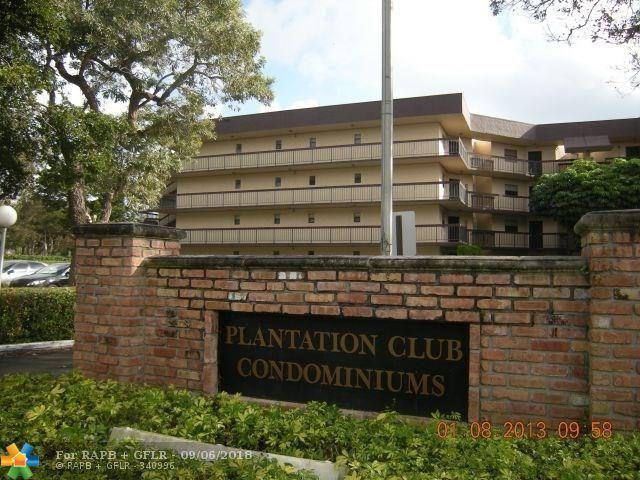 6755 W Broward Blvd #204, Plantation, FL 33317 (MLS #F10135266) :: Green Realty Properties