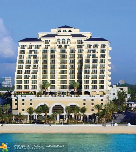 601 N Fort Lauderdale Beach Blvd #1602, Fort Lauderdale, FL 33304 (MLS #F10136851) :: Green Realty Properties