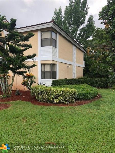 5781 Riverside Dr #206, Coral Springs, FL 33067 (MLS #F10137102) :: Laurie Finkelstein Reader Team