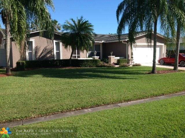 12113 NW 31st Dr, Coral Springs, FL 33065 (MLS #F10138610) :: Green Realty Properties