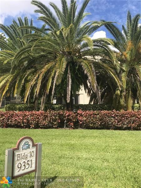 9351 Lime Bay Blvd #211, Tamarac, FL 33321 (MLS #F10140557) :: Green Realty Properties