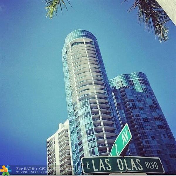 333 Las Olas Way #2506, Fort Lauderdale, FL 33301 (MLS #F10140901) :: Green Realty Properties