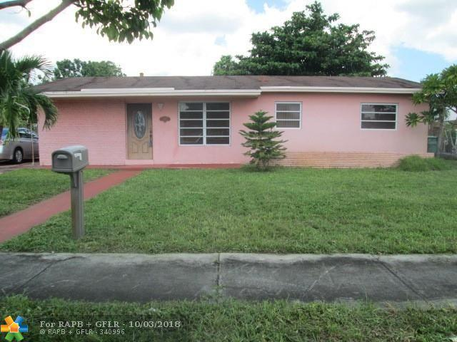 5001 NW 188th Ter, Miami Gardens, FL 33055 (MLS #F10143575) :: Green Realty Properties