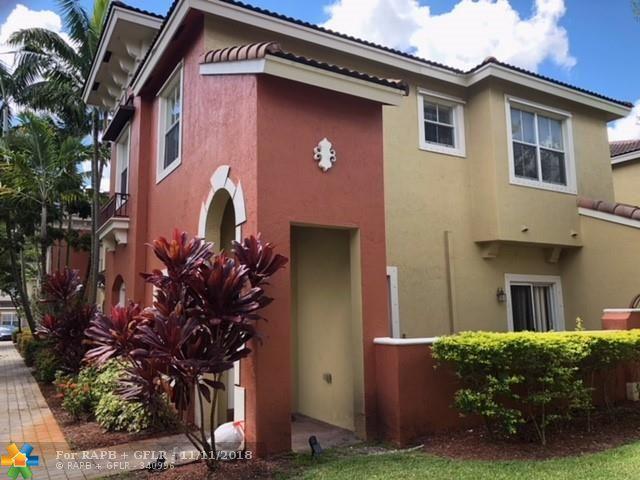 3441 Merrick Ln #1410, Margate, FL 33063 (MLS #F10145917) :: Green Realty Properties