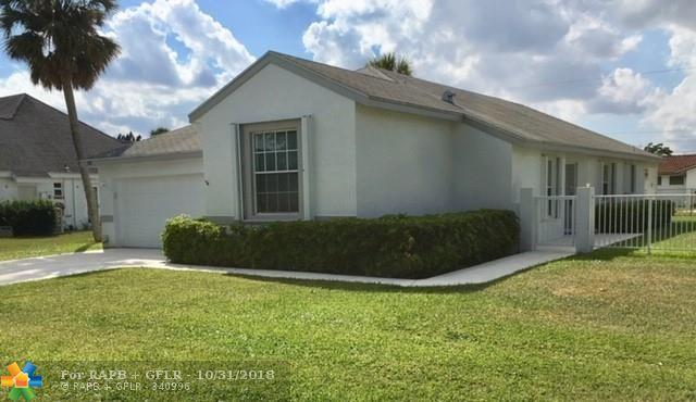 123 E Palm Dr, Margate, FL 33063 (MLS #F10147403) :: Green Realty Properties
