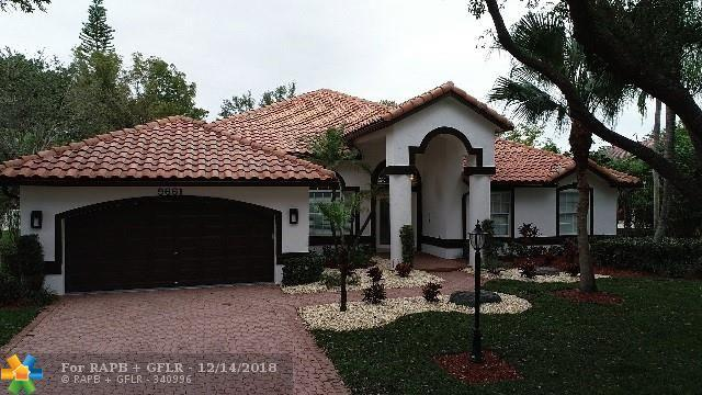 9661 NW 58th Ct, Parkland, FL 33076 (MLS #F10152881) :: The Howland Group
