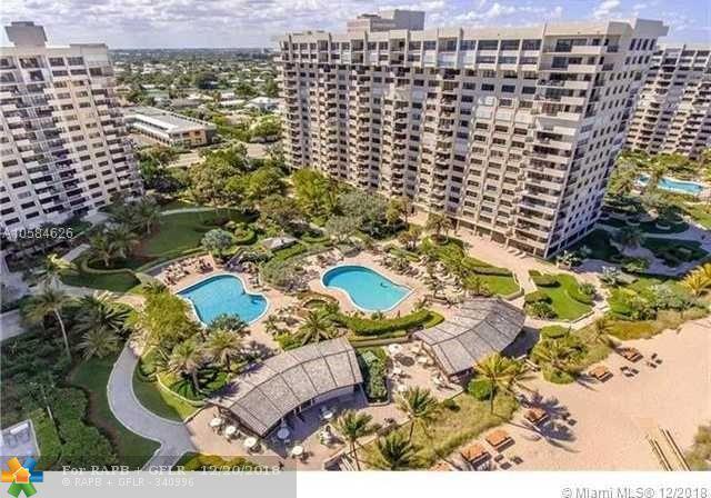 5000 N Ocean Blvd #1510, Lauderdale By The Sea, FL 33308 (MLS #F10154360) :: Laurie Finkelstein Reader Team