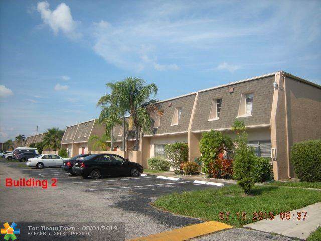 3310 Quail Close #24, Pompano Beach, FL 33064 (#F10160262) :: Weichert, Realtors® - True Quality Service