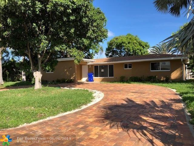 1710 SW 4 Ave, Pompano Beach, FL 33060 (MLS #F10174191) :: Green Realty Properties