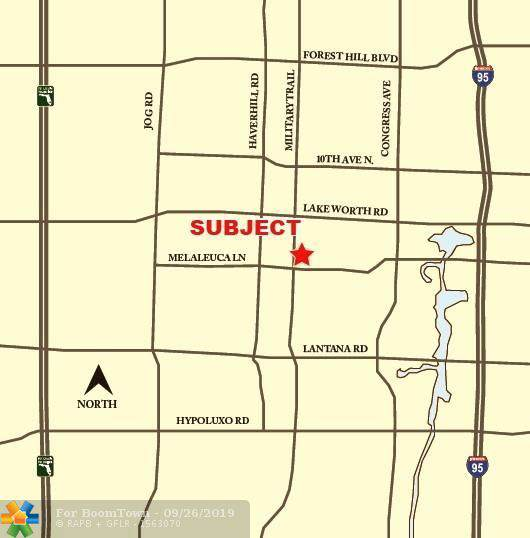 4650 S Military Trl, Lake Worth, FL 33463 (MLS #F10174550) :: Berkshire Hathaway HomeServices EWM Realty