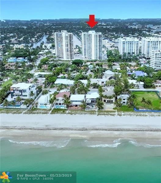 2701 N Ocean Blvd 14D, Fort Lauderdale, FL 33308 (MLS #F10175670) :: Green Realty Properties