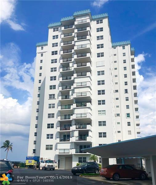 1500 S Ocean Blvd #1507, Lauderdale By The Sea, FL 33062 (MLS #F10175790) :: Castelli Real Estate Services