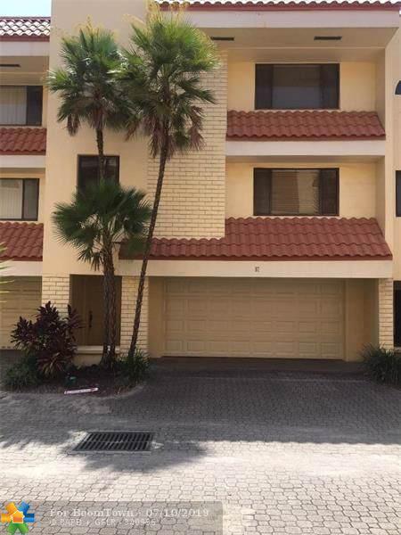 1401 NE 9th St #57, Fort Lauderdale, FL 33304 (MLS #F10179577) :: The O'Flaherty Team