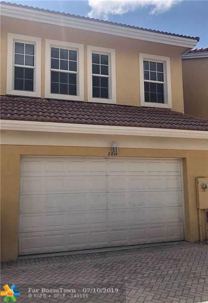 2214 Van Buren St, Hollywood, FL 33020 (#F10179666) :: Weichert, Realtors® - True Quality Service